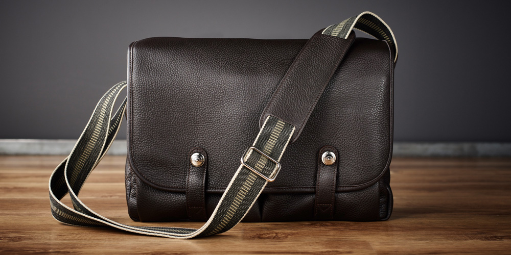 Oberwerth stellt Luxus-Fototasche William vor