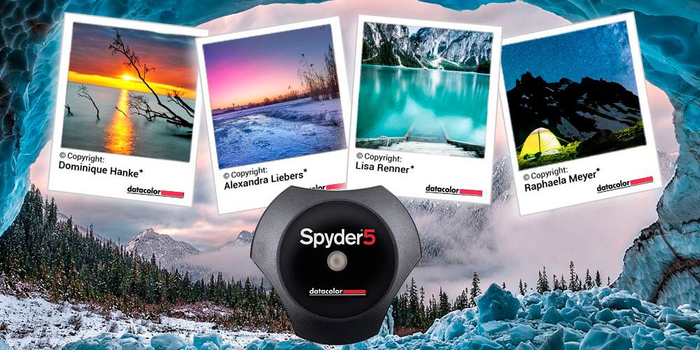 """Datacolor ruft zum Fotowettbewerb """"Farbtupfer"""" auf"""