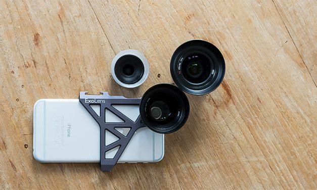 Zeiss ExoLens: Vorsatzobjektive für iPhone ausprobiert