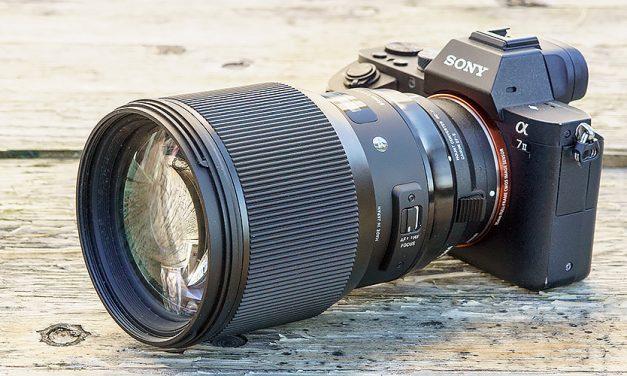 Ausprobiert: Sigma Art 85/1.4 DG HSM an Sony Alpha 7 II