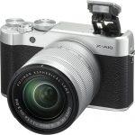 Fujifilm präsentiert kleine Systemkamera X-A10
