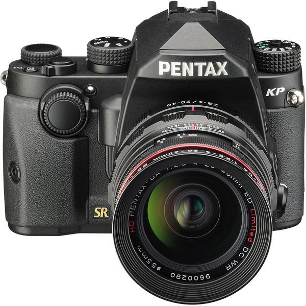 Pentax KP black