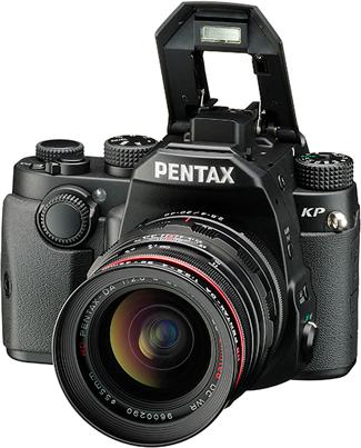 Pentax KP Flash