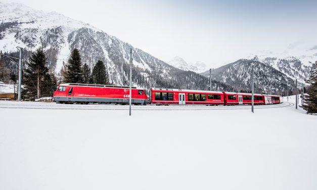 Albula-Express verkehrt ab sofort mit eigenem Fotowaggon