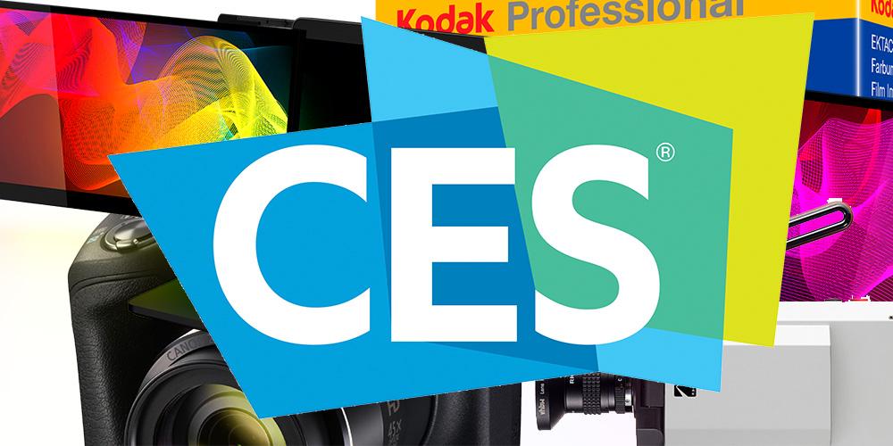 Was die CES 2017 für Fotografen zu bieten hatte
