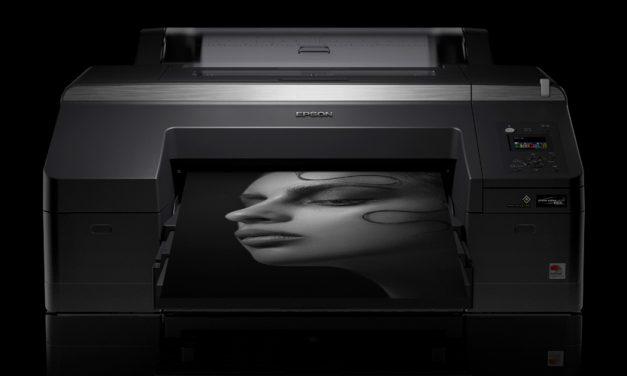 Epson SureColor SC-P5000: Neuer Profi-Drucker für DIN A2+