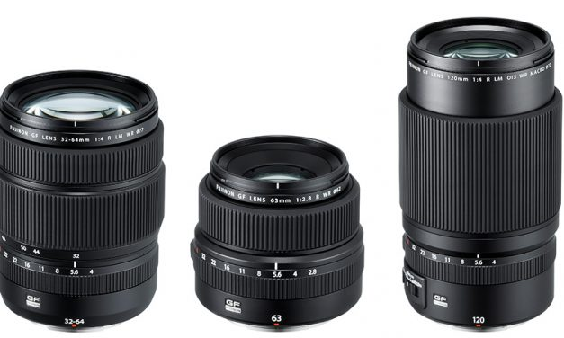 Weitere Informationen zu Fujifilms GF-Objektiven