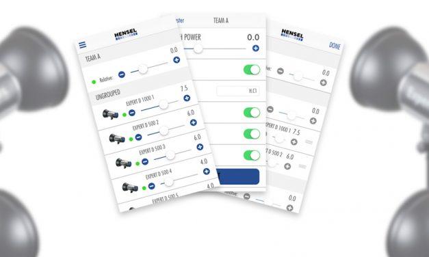 Neue von Hensel: Blitzgerät per App fernsteuern
