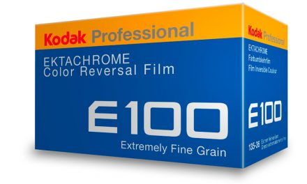 Diafilm Kodak Professional Ektachrome kommt wieder