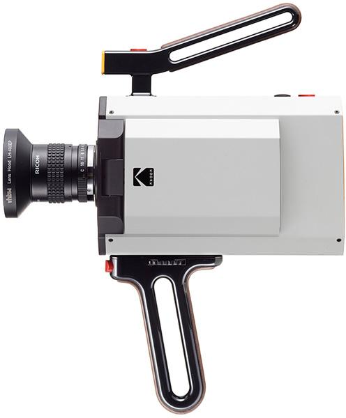 Kodak Super 8 Kamera