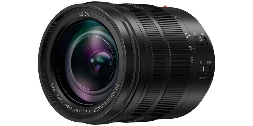 Neu von Panasonic: Standardzoom Leica DG Vario-Elmarit 12-60mm/F2.8-4.0