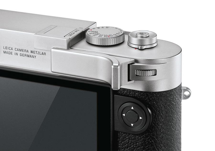 Leica M10 Daumenstütze