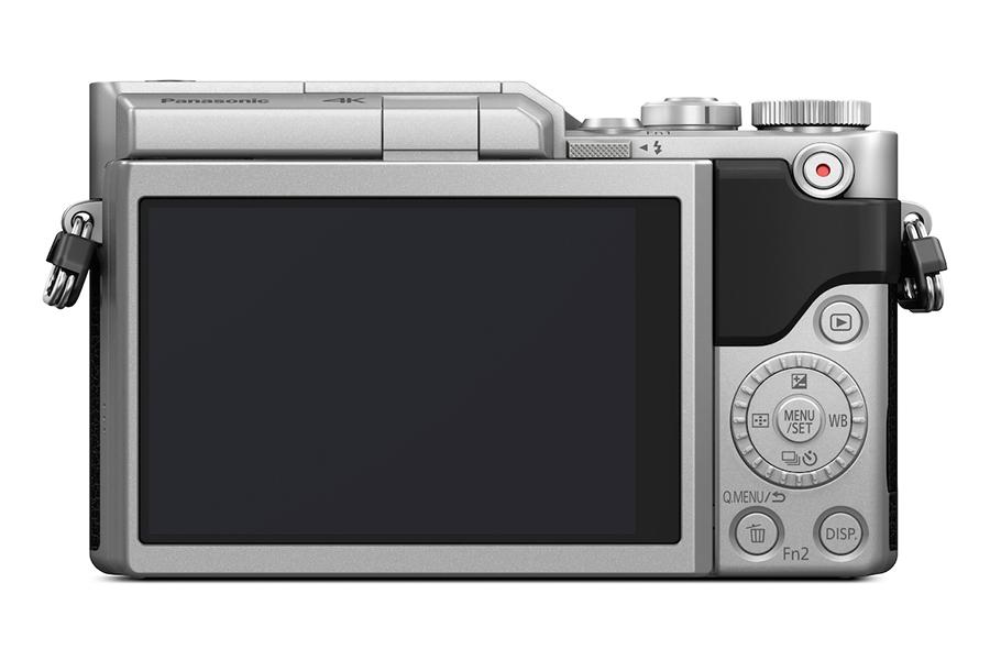 Panasonic LUMIX GX800 hinten