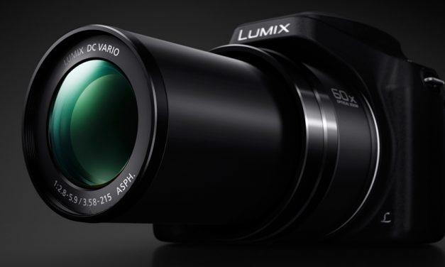 Superzoomer Panasonic Lumix FZ82: Neuer Sensor und 4K-Video