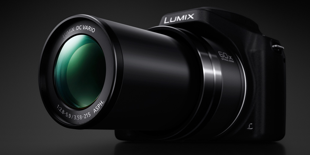 Superzoomer Panasonic Lumix FZ82: Neuer Sensor und 4K-Video