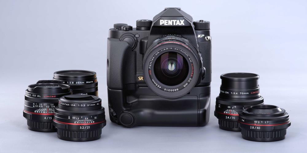 Pentax KP: APS-C-DSLR mit neuem Bildstabilisator vorgestellt