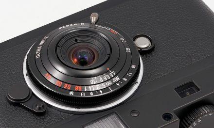 Perar 17mm F4.5: Pancake für Leica M