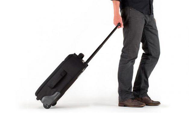 Lowepro PhotoStream RL 150: Foto-Trolley, der ins Handgepäck passt