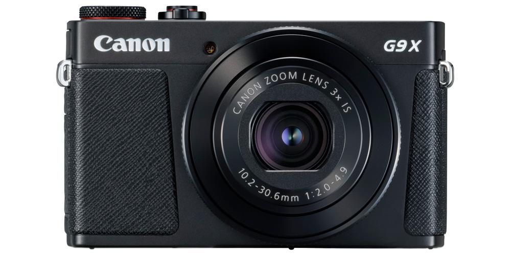 Canon stellt Edelkompakte PowerShot G9 X Mark II vor