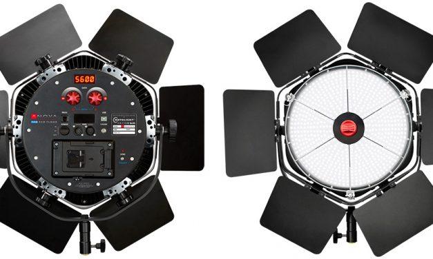 Rotolight Anavora Pro will Vorteile von Blitz- und Dauerlicht vereinen