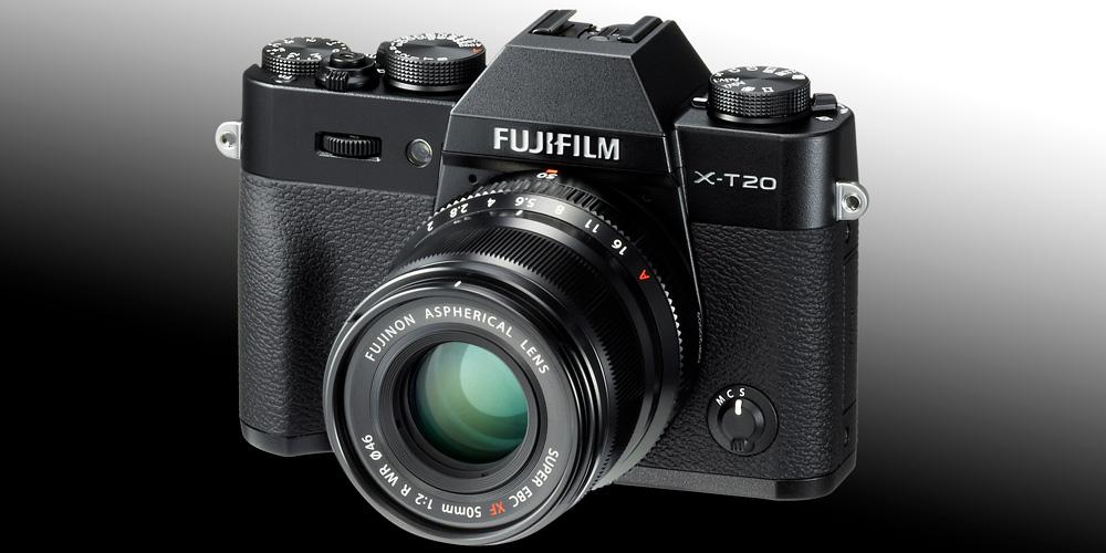 Fujifilm X-T20 vorgestellt: Solide Spiegellose