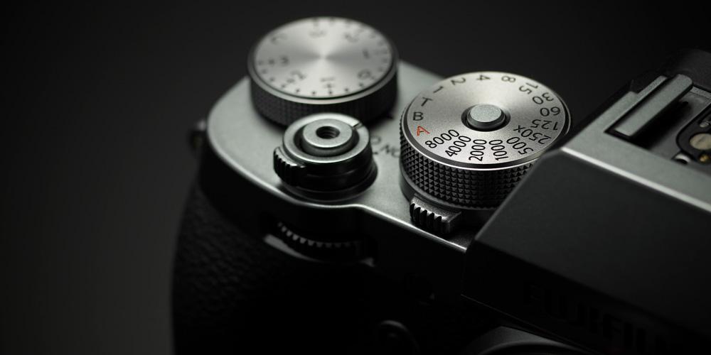 Neue Design-Varianten: Fujifilm X-T2 Graphit Silber und X-Pro2 Graphit