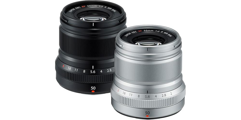 Fujifilm bringt XF50mmF2 R WR