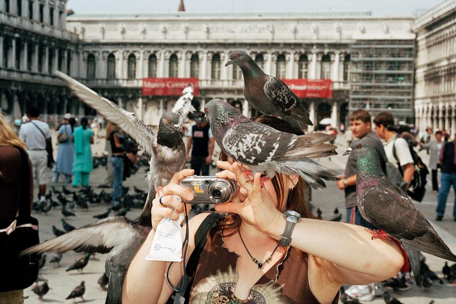 Martin Parr / Venice, Italy, 2005