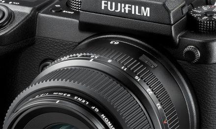 Fujifilm stellt Mittelformatkamera GFX 50S vor