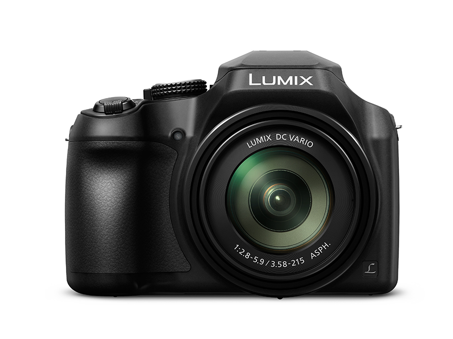 Panasonic Lumix FZ82 Front