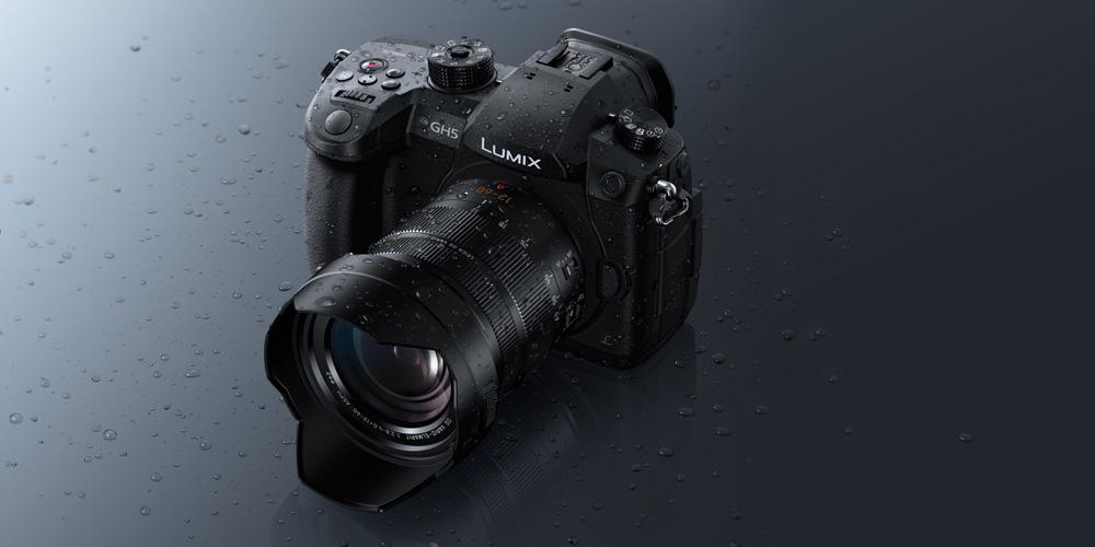 Panasonic präsentiert Lumix GH5