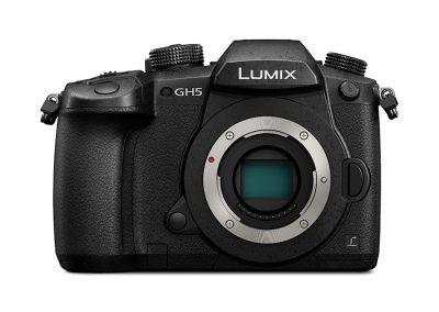 panasonic-lumix-GH5-front