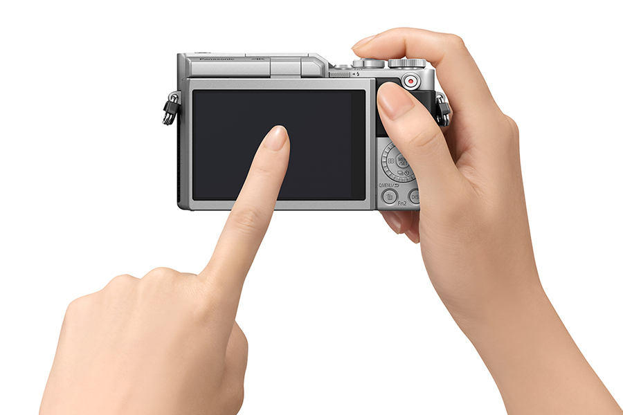Panasonic Lumix GX800 Touch