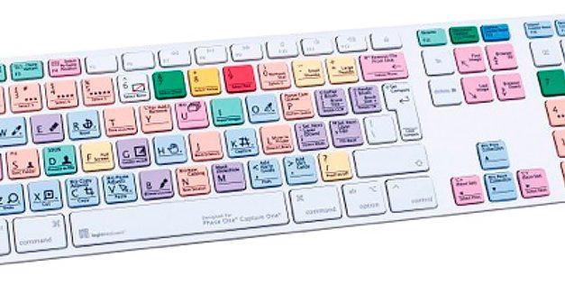 Phase One bringt spezielle Tastatur für Capture One Pro 10