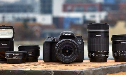 Neue Frühjahrskollektion: Canon präsentiert EOS 77D, EOS 800D, EOS M6 und mehr