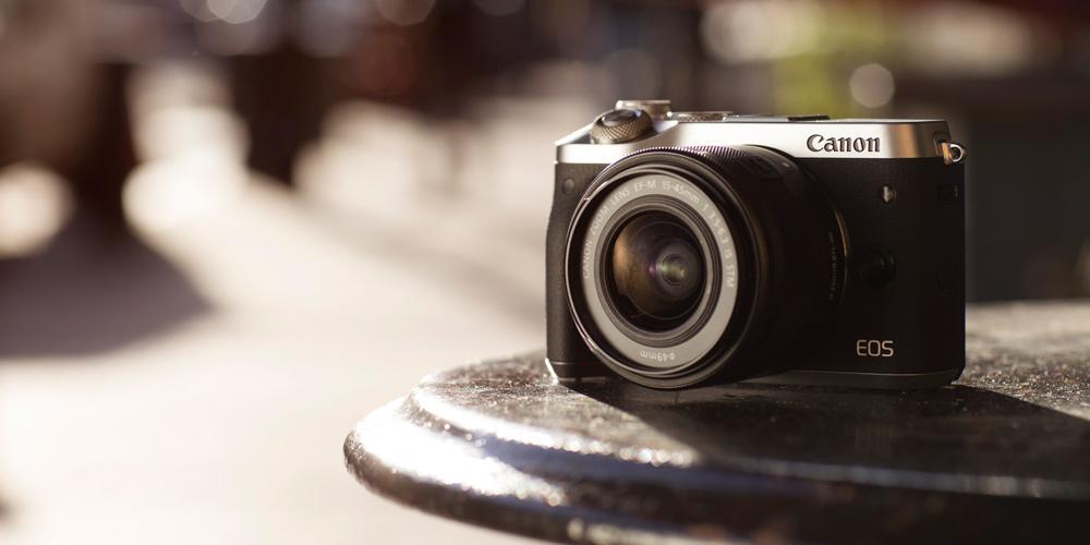 EOS M6 – die nächste Spiegellose von Canon