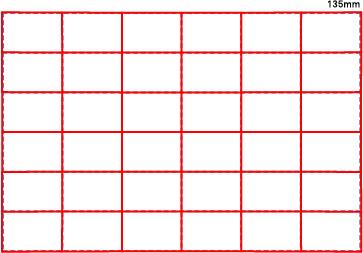Effektive Verzeichnung 135mm F1.8 DG HSM Art