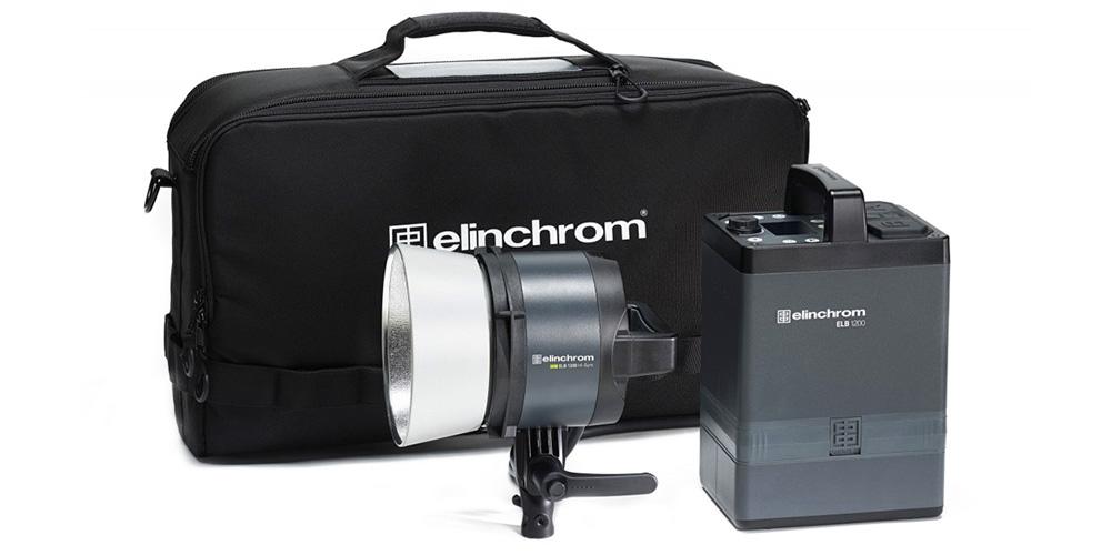 Elinchrom stellt portable Blitzanlage ELB 1200 vor