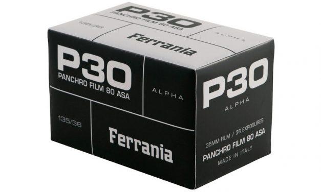 Film Ferrania: Preis für Schwarzweißweißfilm P30 Alpha steht fest