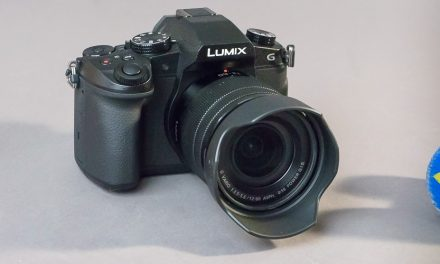 Angetestet: Panasonic G81 mit Objektiv 12-60mm/3.5-5.6