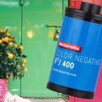 Lomography bringt Farbnegativfilm F²/400