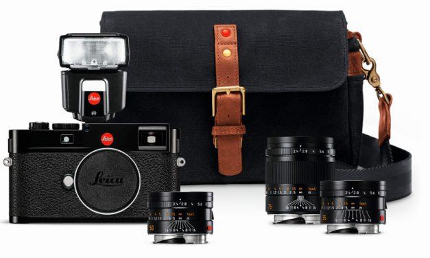 Leica schnürt M-Pakete (aktualisiert)