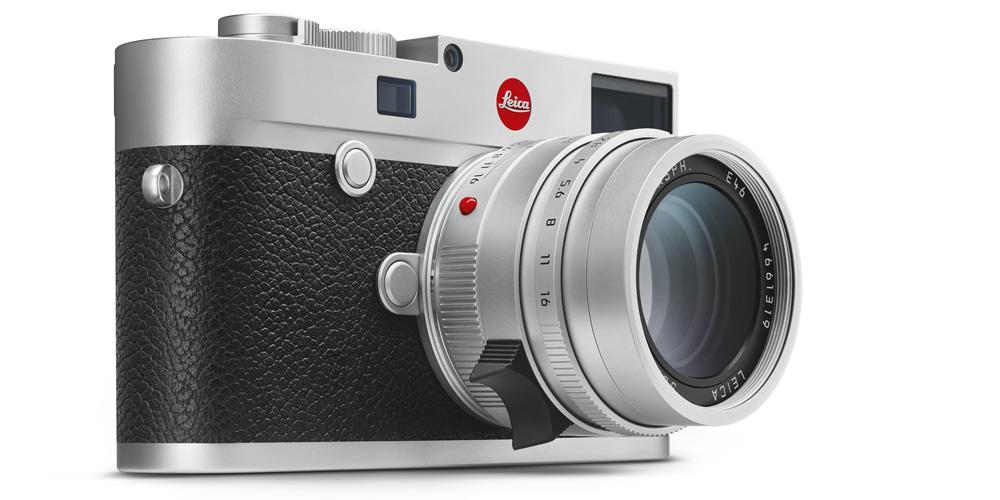 Leica wertet M10 per Firmware-Update auf
