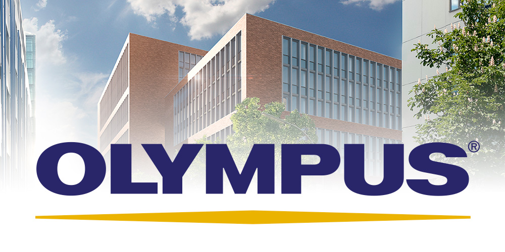 Olympus baut Europa-Zentrale in Hamburg massiv aus