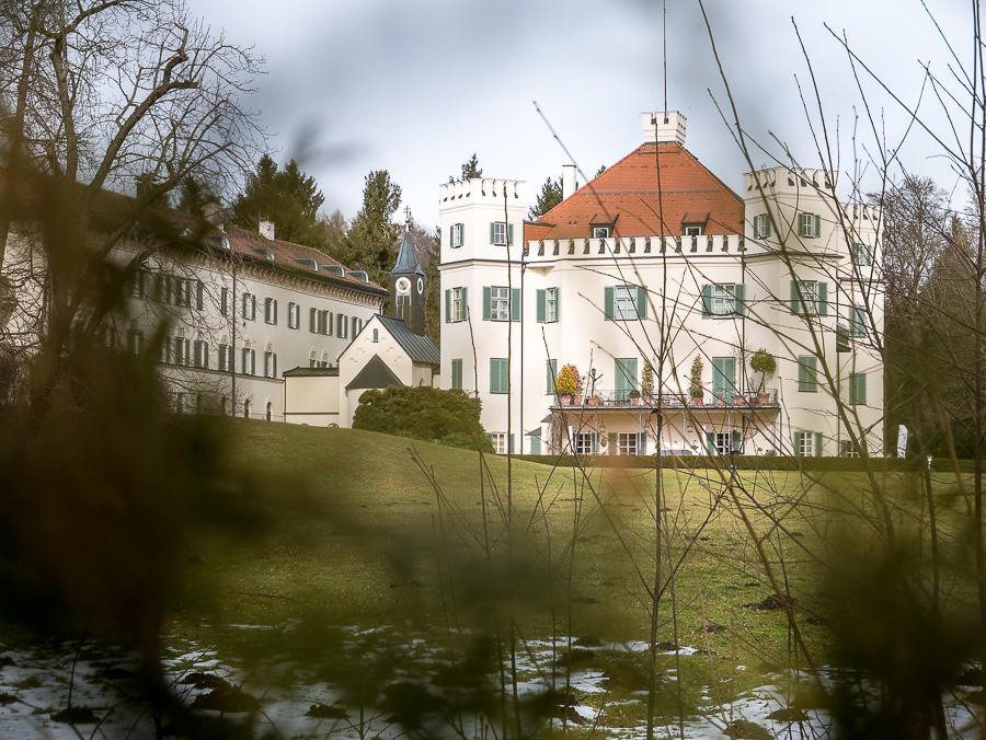 Panasonic G81 Schloss Possenhofen