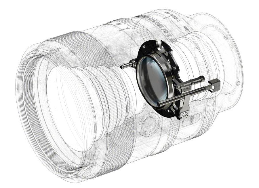 SEL100F28GM Fokusantrieb