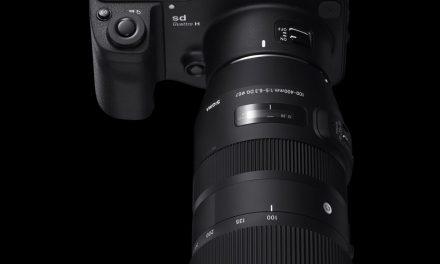 Sigma präsentiert Super-Zoom 100-400mm F5-6.3 DG OS HSM