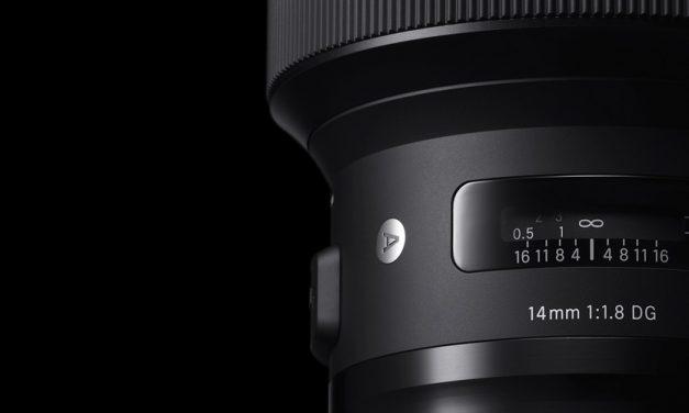 Sigma bringt 14mm F1.8 DG HSM Art