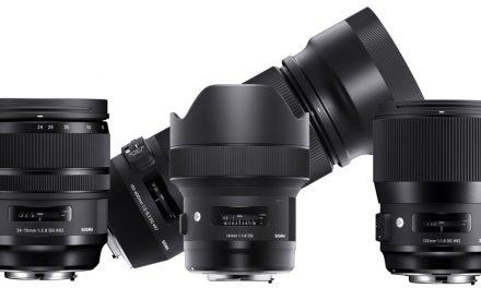 Sigma kündigt zwei Festbrennweiten und zwei Zoomobjektive an