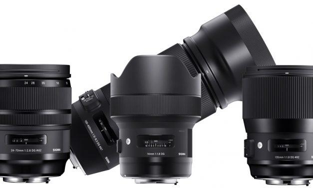 Sigma nennt Preise für 135mm F1,8 DG HSM | ART und 100–400mm F5-6,3 DG OS HSM | Contemporary